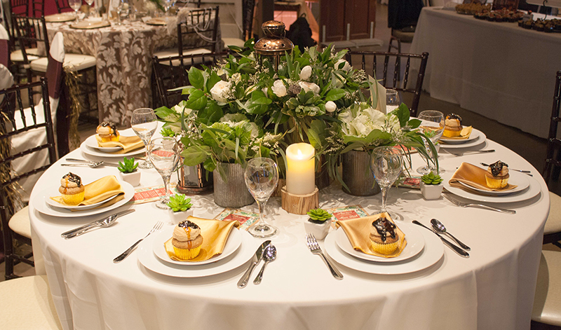 Trendy, Custom, Unique Wedding Centerpieces & Decorating from Hitch ...