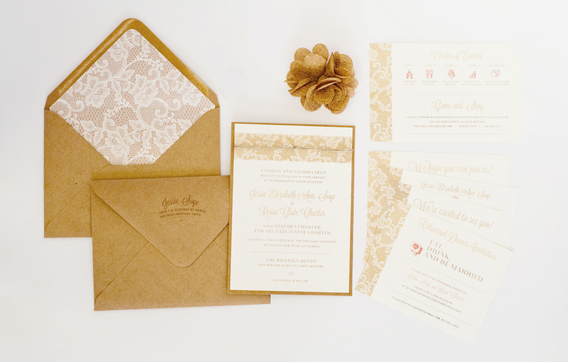 More Than Just Wedding Invitations: Where And How To