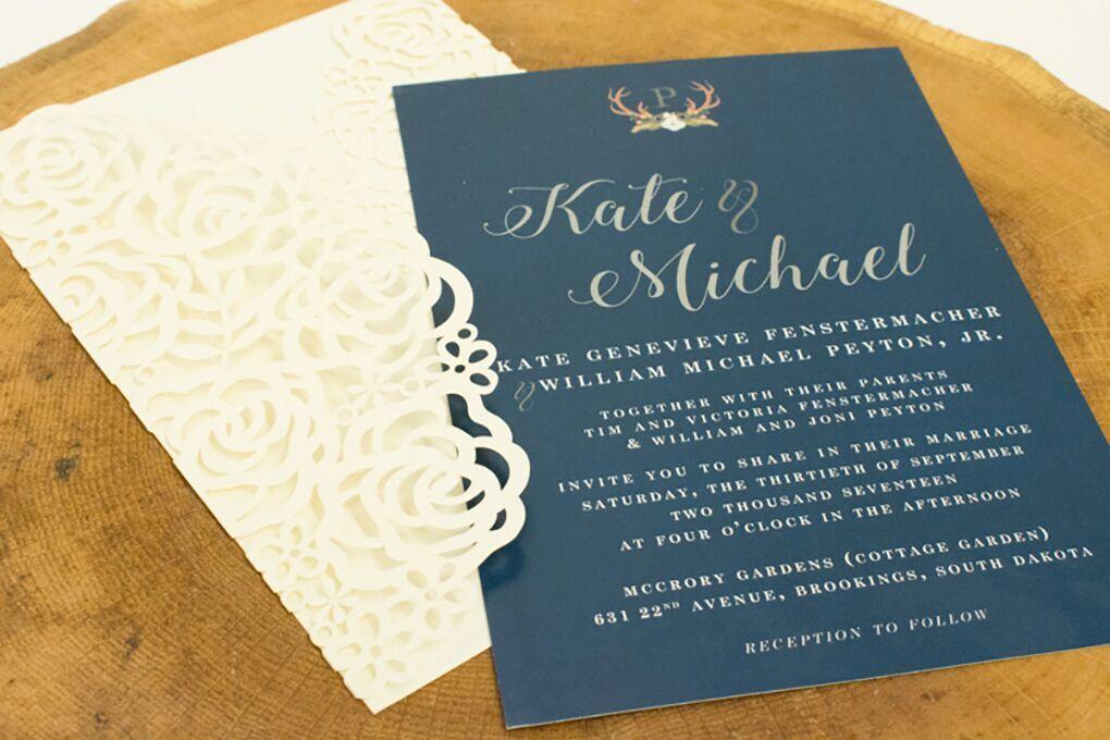 2018 Wedding Stationery Trends | Hitch Studio