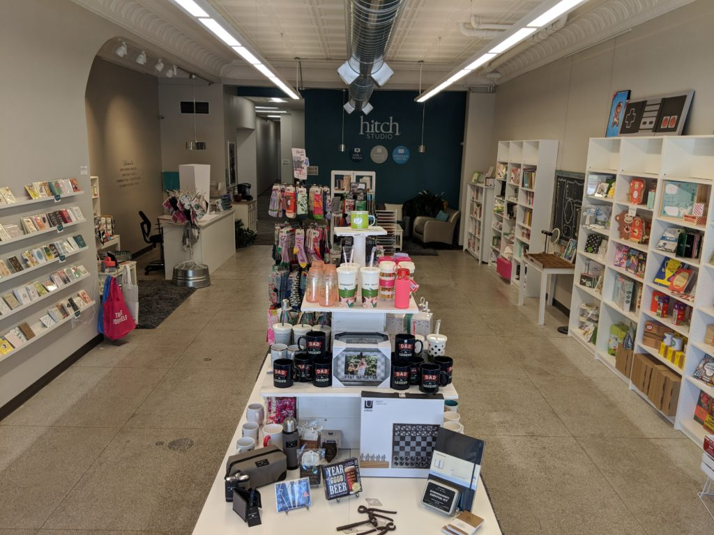 Shopping Downtown Brookings: What's New at Hitch Studio