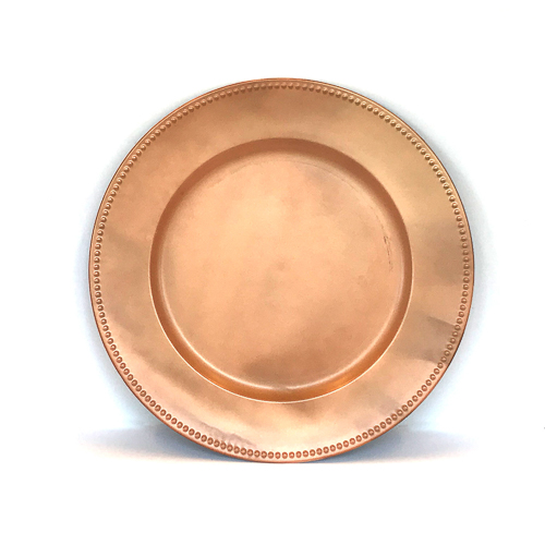 WeddingDecor-Charger-Copper