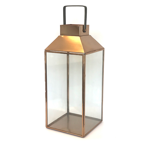 WeddingDecor-Copper-Lantern-Large