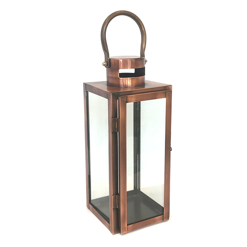 WeddingDecor-Copper-Lantern-Medium