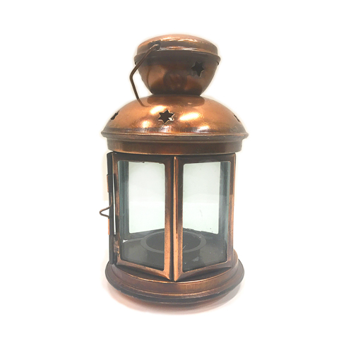WeddingDecor-Copper-Lantern-Small