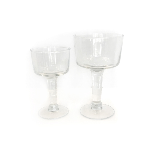 WeddingDecor-Glass-Candlestick-Chalice