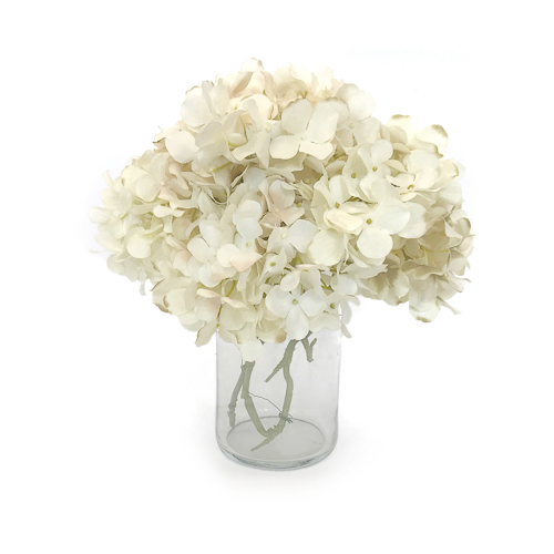 WeddingDecor-Ivory-Hydrangea