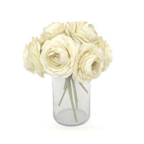 WeddingDecor-Ivory-Ranunculus