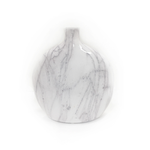 WeddingDecor-Marble-Vase-Round