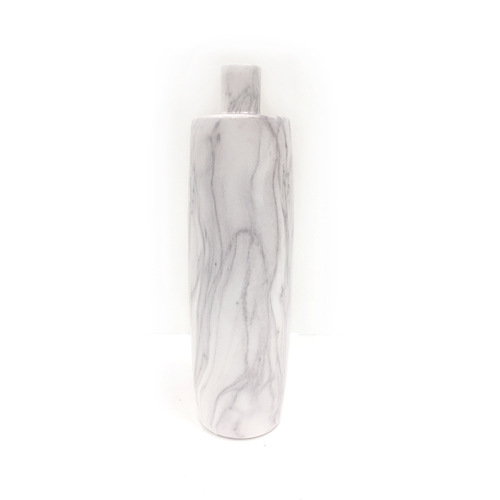 WeddingDecor-Marble-Vase-Tall-Thin