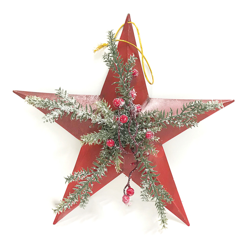 WeddingDecor-Red-Star
