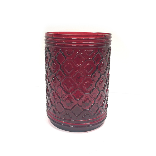 WeddingDecor-Red-Vase