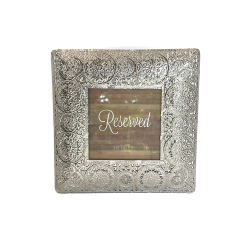 WeddingDecor-Silver-Lace-Frame