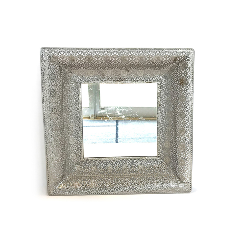 WeddingDecor-Silver-Lace-Tray-Square