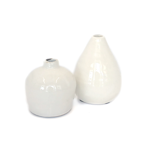 WeddingDecor-White-Ceramic-Vase