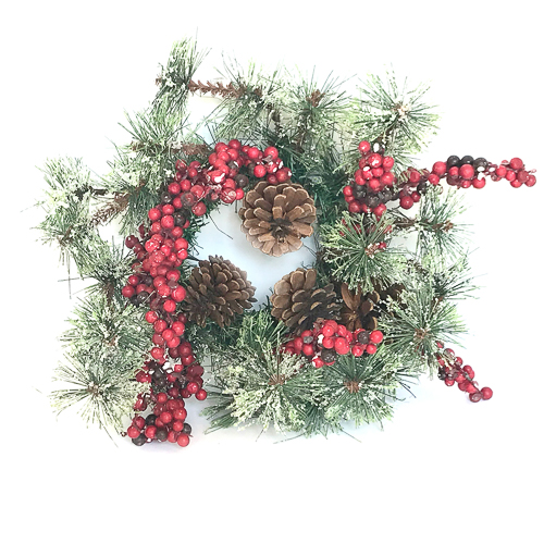 WeddingDecor-Wreath-Berries-Small