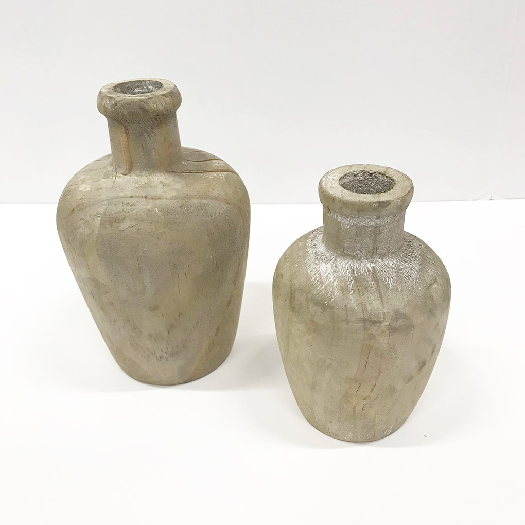Wedding-Decor-Wood-Bottle_Vases (1)
