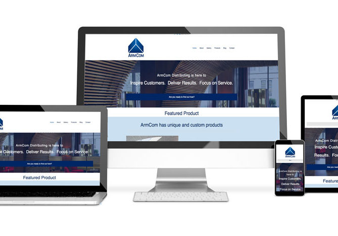Website-Portfolio-ArmCom